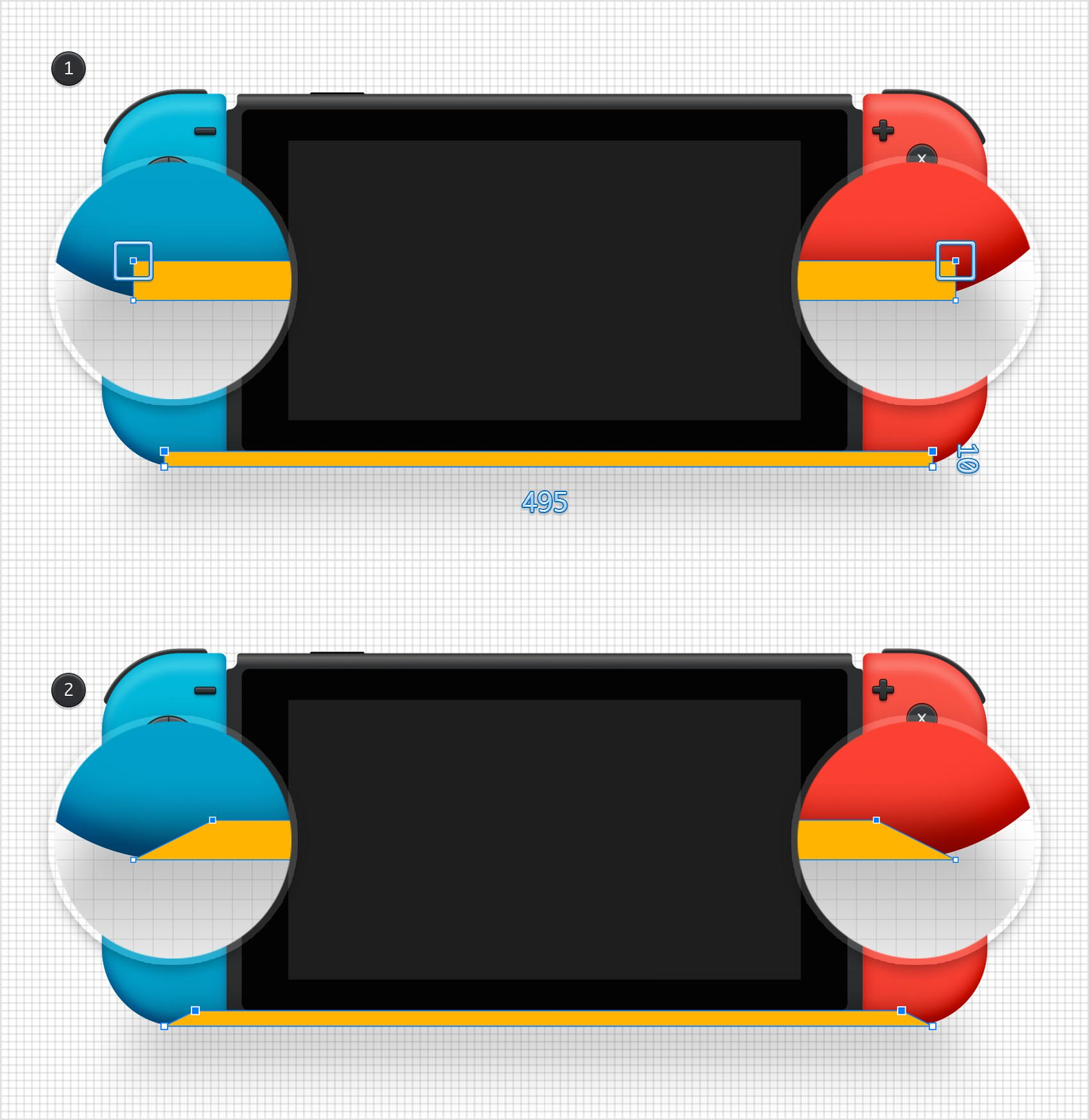Graphic - Create a Nintendo Switch Illustration